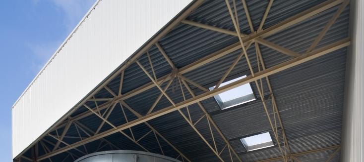 Perfil metálico de cubierta Deck- Europerfil